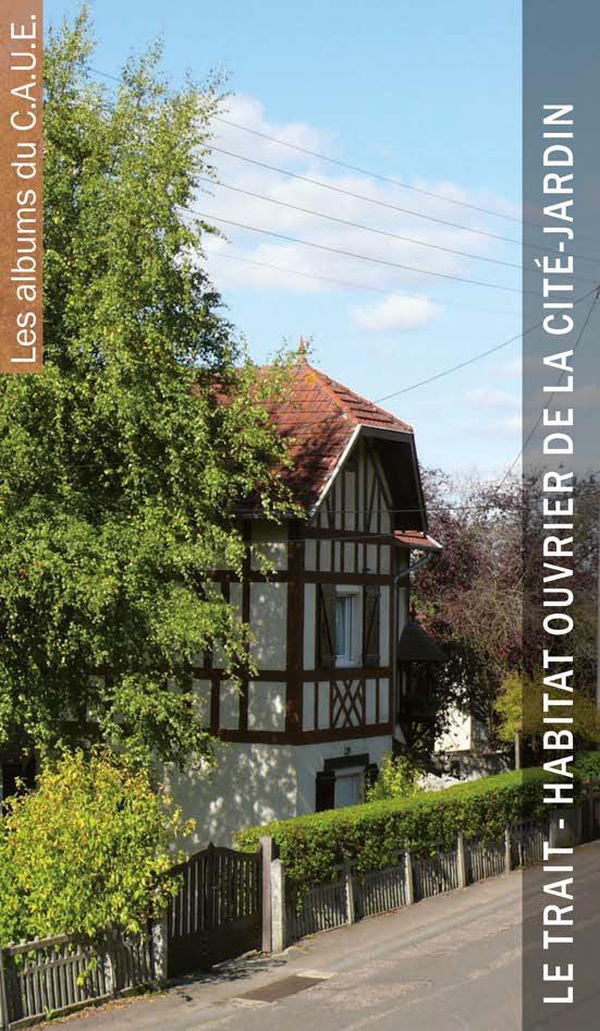 Couverture Cahier de recommandations architecturales et paysagères – Habitat ouvrier de la cité jardin
